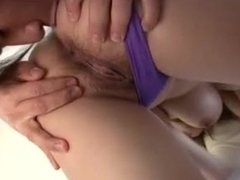 Tongue for the Japanese vagina