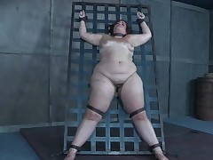BBW abused so constant she gets covered in bruises