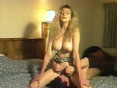 This nasty golden-haired bitch Monique Perri has been paid a huge sum of...