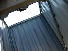 Hidden Livecam In Beach Cabin - 6