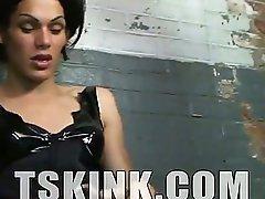 Perverted Mastix Abuses Her Slave