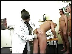 Big Titty Doctor Has Gangbanged With Soldiers