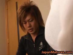Eri Nakata Japanese mother part6