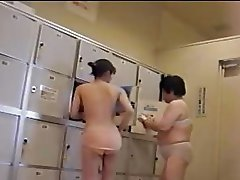 Different Kind Of Exotic Chicks Spied On Webcam In Changeroom
