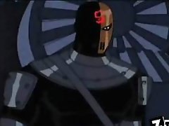 Teen Titans Hentai Parody - Sladed