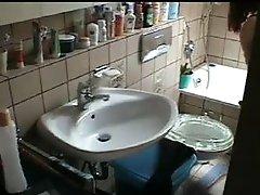 Wife Bathroom BJ