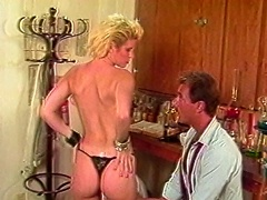 These two naughty science professors got nasty one day at the...