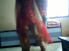 Desi college students caught on the top of hidden cam