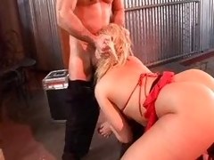 Alexis Texas gets captured coupled with drilled