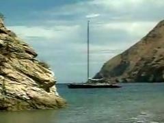 KRISTA FUCKS ON Yacht HARD BUTTS - JP SPL