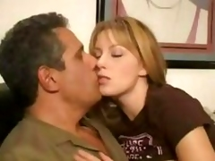 Babysitter and wife hack anal