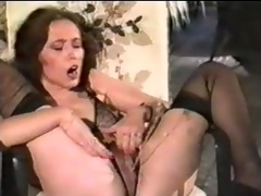 French Female ejaculation Fountain
