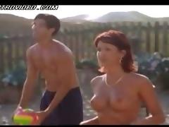 Cock-Bursting Babes Kim Yates and Lauren Hays Dissemble Their Jugs