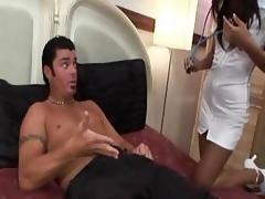Asian Nurse In Act