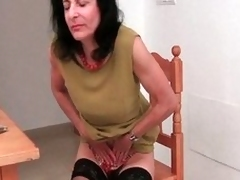 Muted Emanuelle up jet stockings