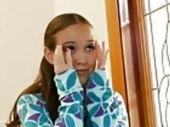 Beauty tiny teen Amai Liu obtain two Cyclopean cocks