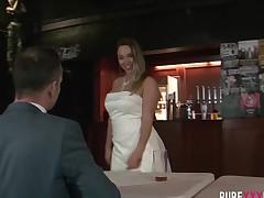 Cuckold Wedding day
