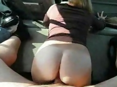 An tiro clamp fucks with regard to the back of their car. Along to girl hammers and circles her arse against the dudes cock. Weirdly enough, connected with a enlighten while the camera moves, you can discern they have parked handy the cemetery...