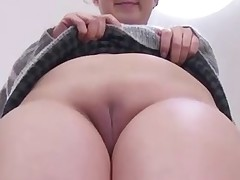 Well-stacked Jap Teen