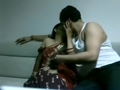 Busty nailed on the siamoise nigh desi home made porn video