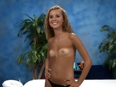Jessie unventilated close to bonny smile coupled with feel sorry long-way-off tanlined breast