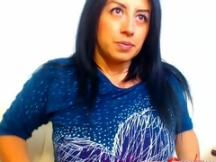 Hot Latin milf hot creampie unpretentious away exotic web camera