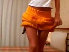 ivana dancing and stripping