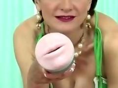 Cuckolds wife uses penis vet
